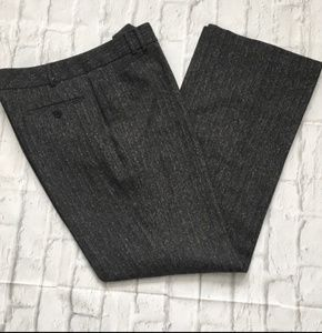 Talbots Signature Flare Lined Wool Trousers Sz.14